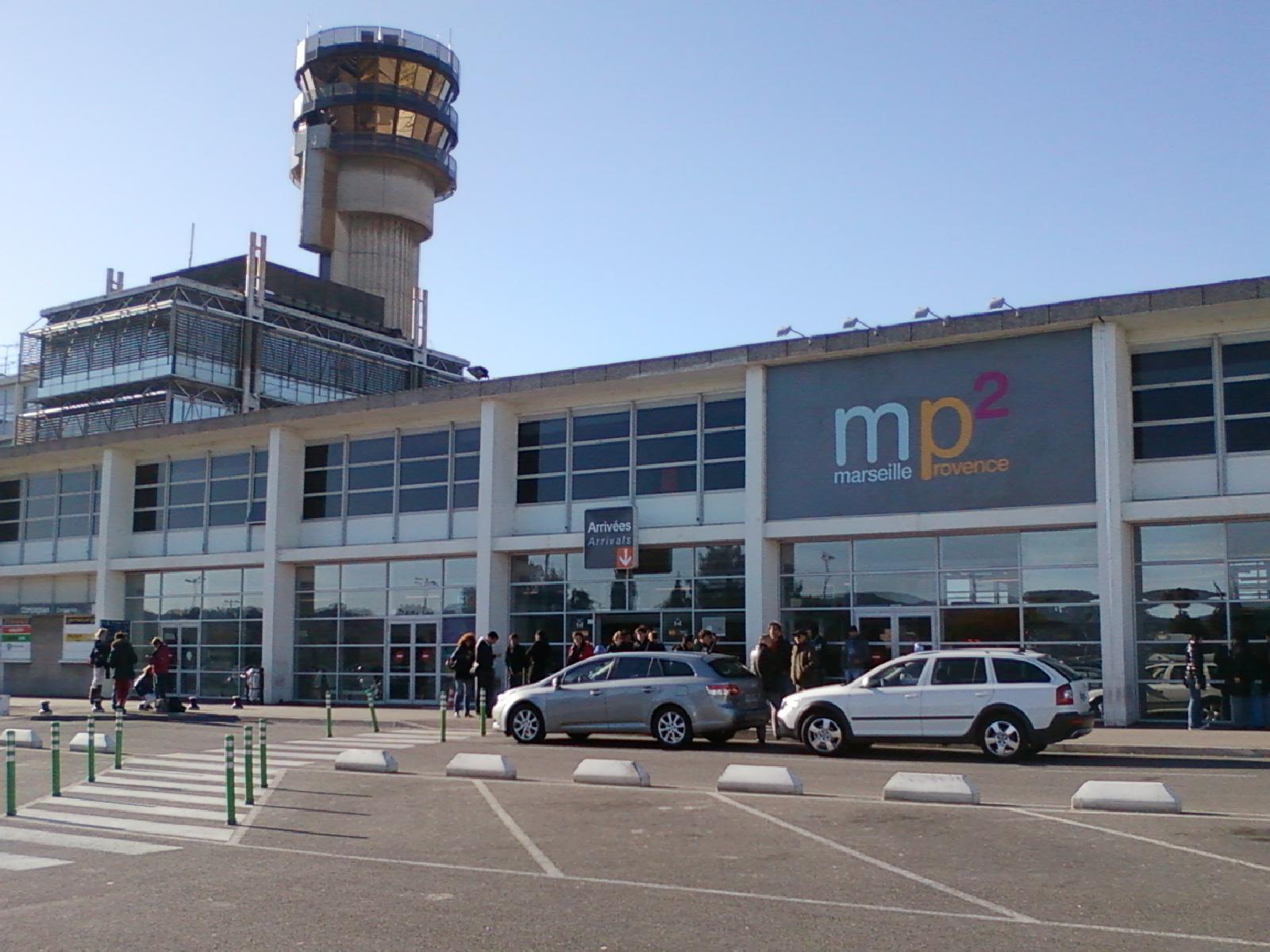 Aéroport Marseille