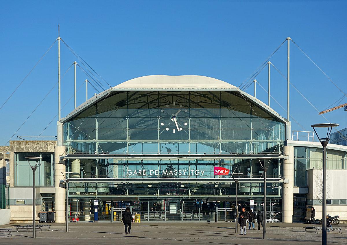 Gare de Massy TGV